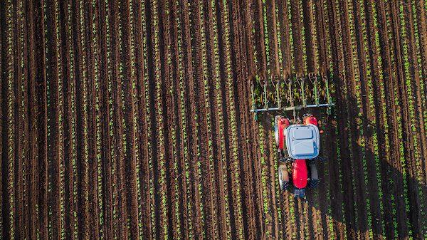 Farming in Wisconsin