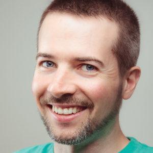 user experience designer Andrew McConville