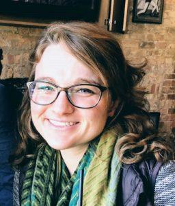 Katie Groh, engineering student