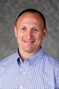 Jason Mlsna, graduate of the MS in Biotechnology Program