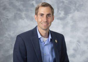 headshot of Cody Wenthur, director of the Psychoactive Pharmaceutical Investigation program